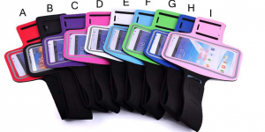 running armband for Note2, Note3, Note4