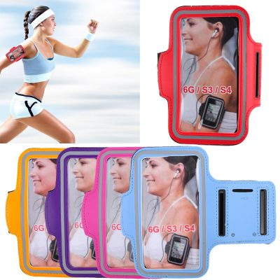 Running Sport armband Case Cover for iPhone 6 4.7/Galaxy S3/S4