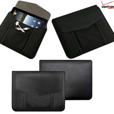 Verizon Leather sleeve