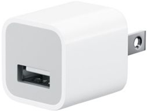 Original Apple USB Power Adapter -OEM A1265 iPhone iPod Plug