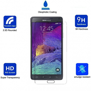 Screen Protector Tempered Glass For Samsung Galaxy Note5