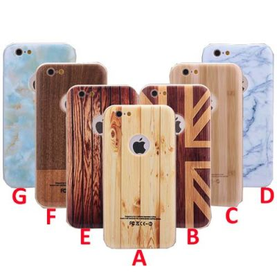 3D wooden iPhone case
