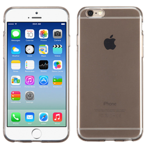 iPhone 6 6S clear transparent case