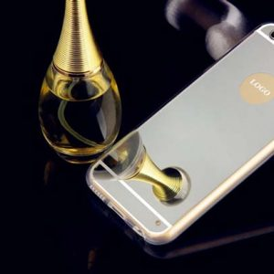 Mirror Electroplate Phone Case For iPhone 6 Plus iPhone 6S Plus