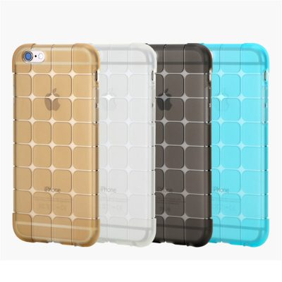 iPhone transparency case